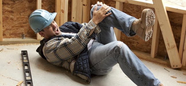 Common injuries on the workplace and how to prevent them