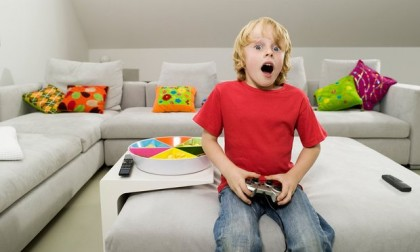 The perspective of a child in terms of gaming