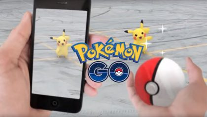 Pokémon- a game being played by one and all