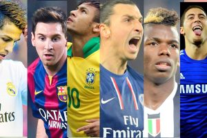 Best 5 Football Players of all time that the World has Witnessed!