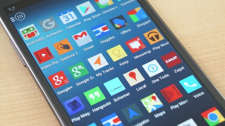 Antivirus Android Apps