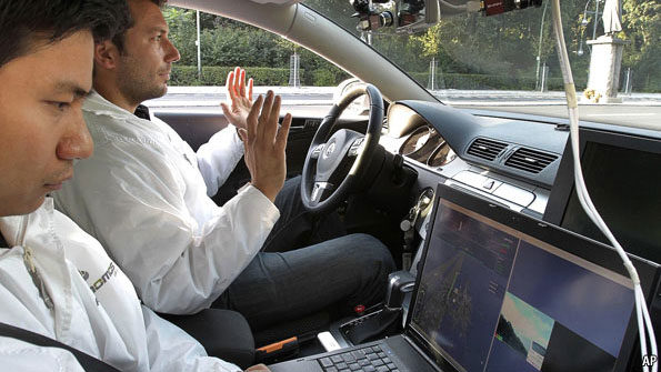 How Many Road Accidents Will Be Cut By Driverless Cars