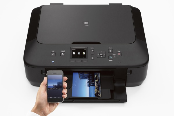 Review - Canon Pixma MG5620 - economical all-in-one inkjet printer