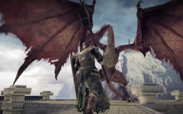 Review - Dark Souls II- Scholar of the First Sin
