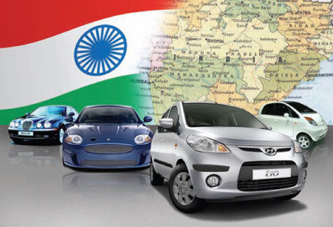 The significance in the growing trends of automobiles in India