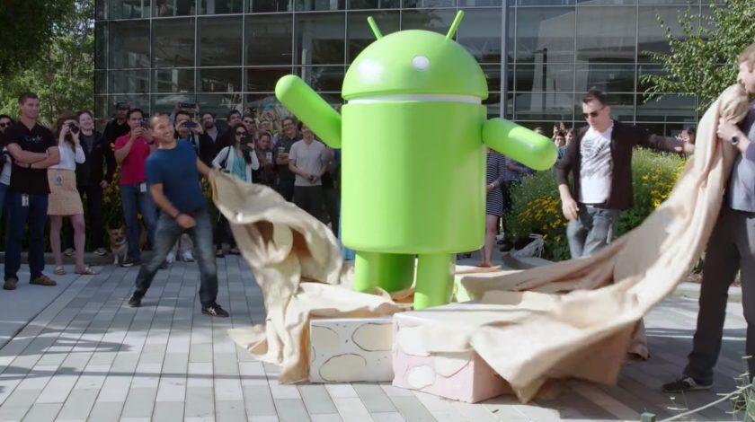 Android Nougat- The latest in android OS