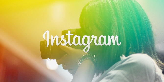 Instagram- your source for photographic popularity
