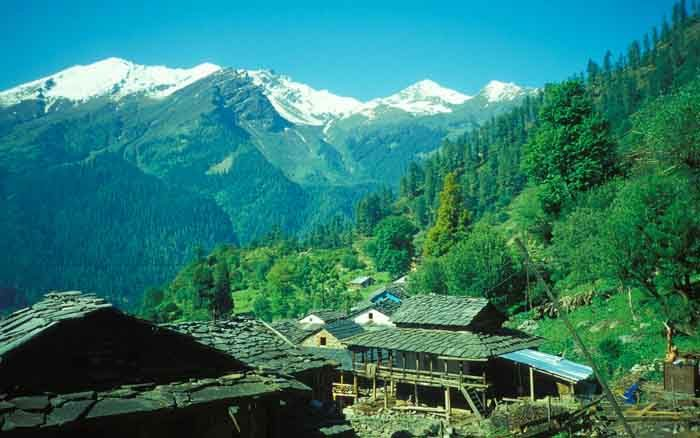 cheapest destinations Parvathi Valley
