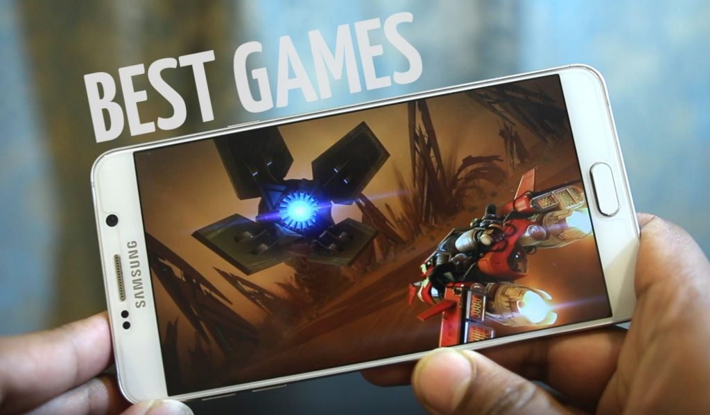 Best Android Games 2016