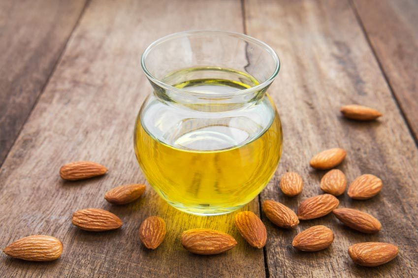 Home Remedies for Dark Circles Almond Oil