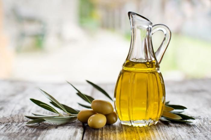 Natural Moisturizers Olive Oil